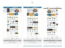 Интернет магазины Opencart