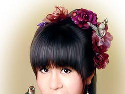Портрет азиаточки
