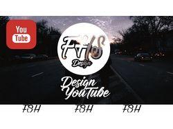 Оформление YouTube каналов
