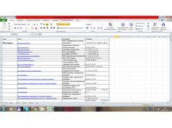 Поиск организаций по сферам деятельности