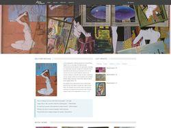 Сайт для художника