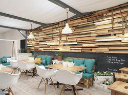Кафе-остров зона для посетителей г.Северск