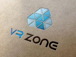 Модернизация логотипа VR Zone