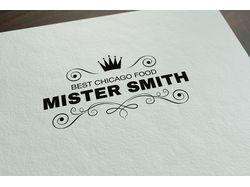 Логотип для Mister Smith