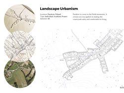 Проектирование поселка городского типа.