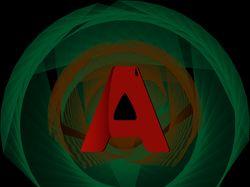 """Логотип """"А"""""""