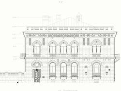 Фасады исторического особняка