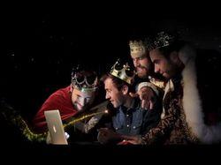 """Вирусный ролик """"Три короля"""""""