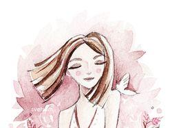 Иллюстрация для проекта DevaVeda