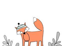 Иллюстрация Fox