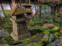 Пагода, декоративное изделие.