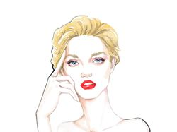 Fashion портрет
