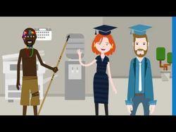 Видеоролик для агентства переводов