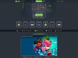 Дизайн страниц StarBundle, игровой магазин