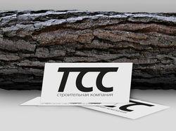 Логотип для строительной компании «ТСС»