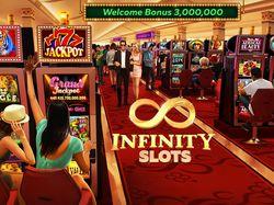Тестирование игры Infinity Slots