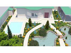 Ландшафтный дизайн 2