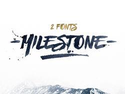 Miletone Fonts