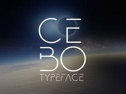 Cebo Font