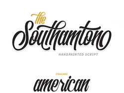 The Southamton Typeface