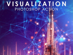 Architectural Visualization Photoshop Action