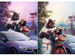 Poster_samurai_2_A2_mini