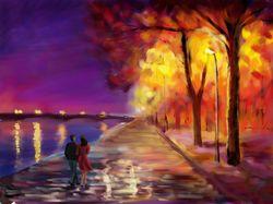 Пейзаж романтический