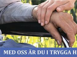 Плакаты для шведской компании помощи инвалидам