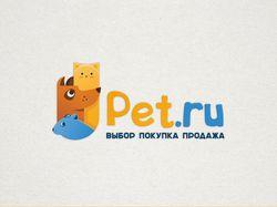 Логотип Pet.ru