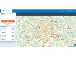 HTML-верстка сайта Find & Play