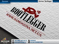 Логотип Bootlegger