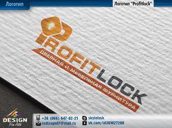 Логотип Profitlock