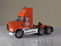 предметная съемка (модель грузовика)