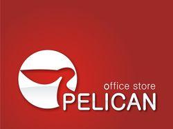 "Логотип для магазина ""Пеликан"""