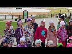 Видеоотчёт о поездке Хора на конкурс в Казань