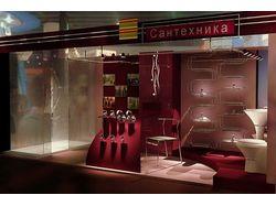 Дизайн, визуализация выставочного стенда