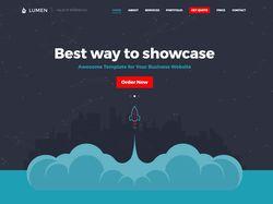Шаблон для создания сайта для вашей компании