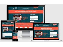 Адаптация сайта rulift.com для мобильных устройств