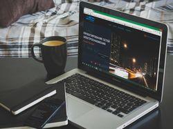 Сайт для компании по проектированию