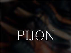 Логотип для магазина мужской обуви