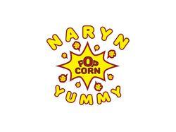Логотип Naryn