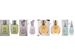 ретушь парфюмерии