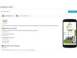 Оптимизация мобильной версии сайта под GooglePS