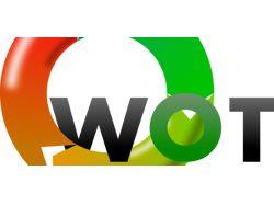 Подниму рейтинг сайта в сети доверия wot (web of t