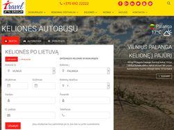 www.atntravel.lt – Агентство по туризму