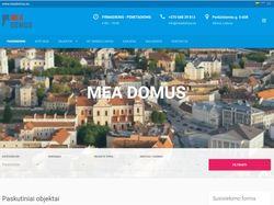 www.meadomus.eu - Агентство по недвижимости