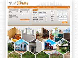 www.turtobite.lt - Агентство по недвижимости