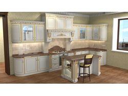Визуализации кухонь
