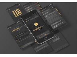SMCoin Wallet - мобильный кошелек криптовалюты