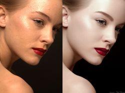 High-end retouch. Хай-энд/Портретная ретушь.